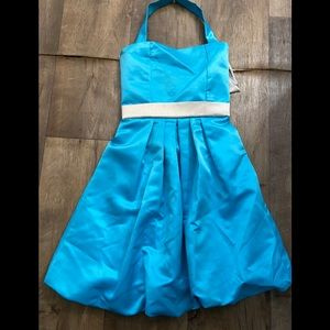 Other - Flower girl or pageant dress for girls 7/8  blue